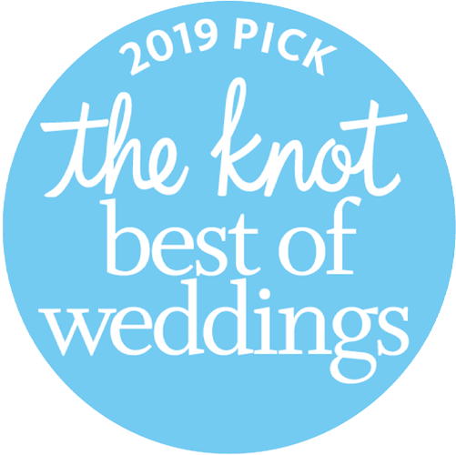 The Knot Best of Weddings: 2019 Pick